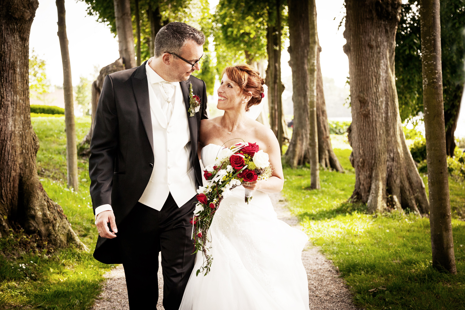 Hochzeit Lichtbildnerei